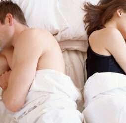 ¿Qué es la falta de deseo sexual?