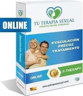 Tratamiento Eyaculación Precoz Online